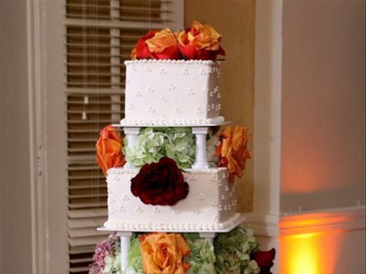 Tmx 1318470136959 AritAmanacake Beltsville, District Of Columbia wedding cake