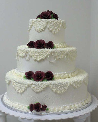 Tmx 1318470315611 LaceandPearls Beltsville, District Of Columbia wedding cake