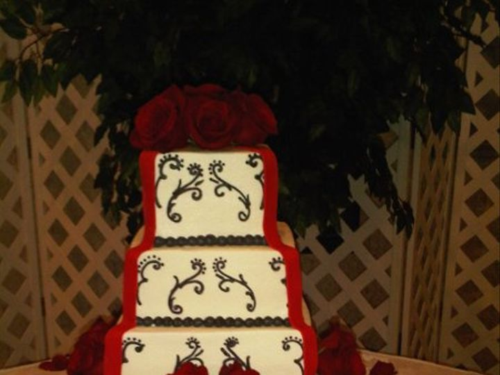 Tmx 1318471219227 IMG00017201008141804 Beltsville, District Of Columbia wedding cake
