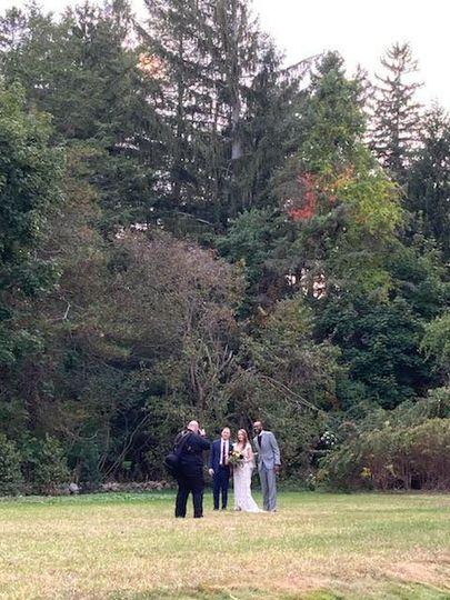 A Glorious early Fall Wedding,