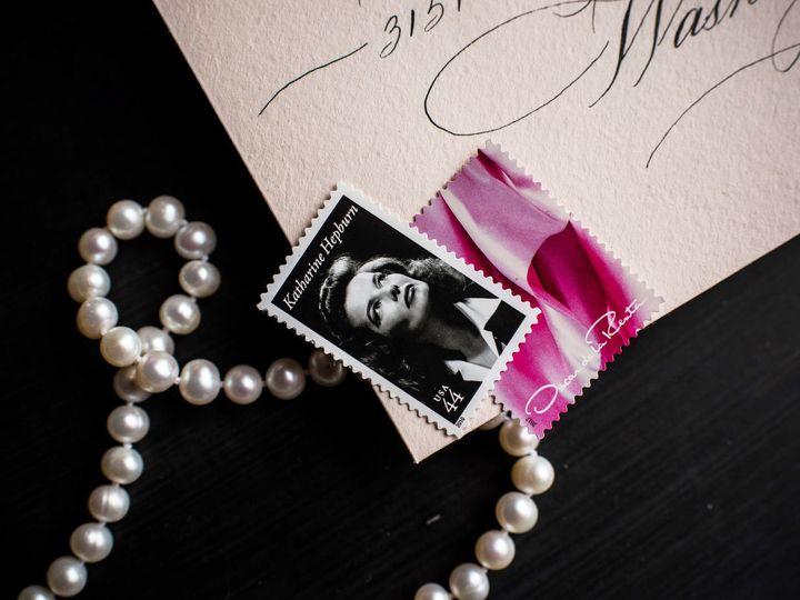 Tmx Pearls With Writing 51 1311399 158249571492707 Alexandria, VA wedding invitation