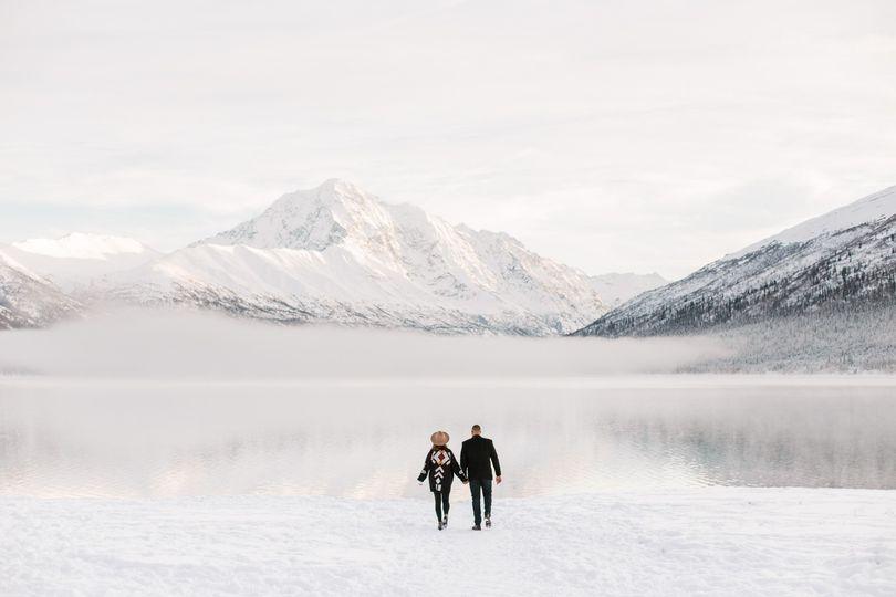 Alaska Engagement Session