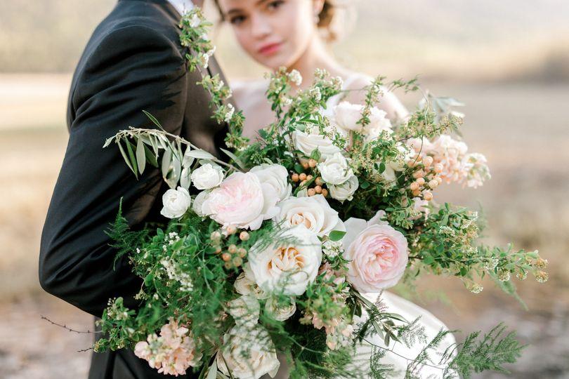 Eklutna Lake Wedding