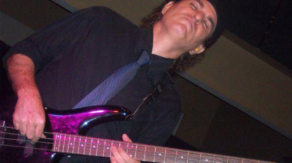 Steve Parker - bass