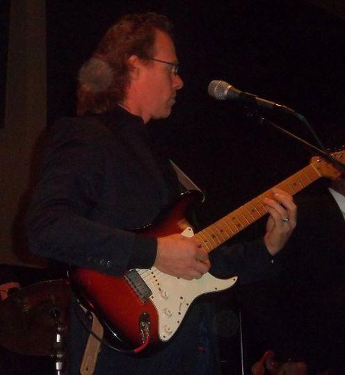 Scott Sherman - guitar