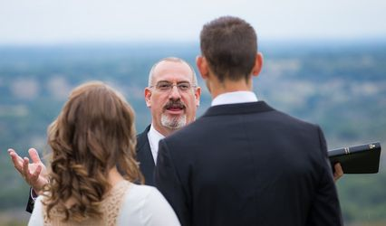 Pastor David Sweet wedding officiant 1