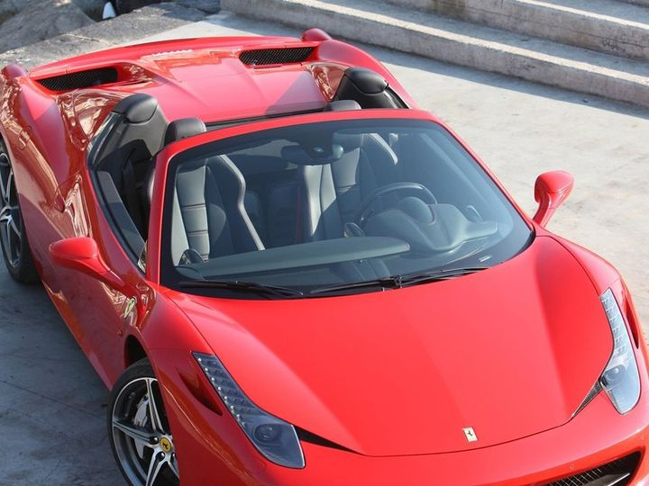Tmx Ferrari 458 Spider Rental Ecro Texas Houston Dallas Austin San Antonio Louisanna 2 51 1053399 Houston, TX wedding transportation