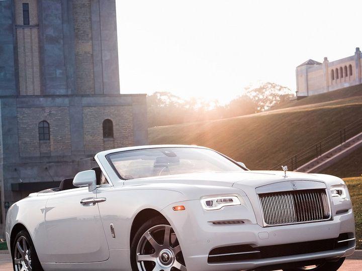 Tmx Rolls Royce Dawn Drophead Convertible Rental Ecro Texas Houston Dallas Austin San Antonio Louisanna 1 51 1053399 Houston, TX wedding transportation