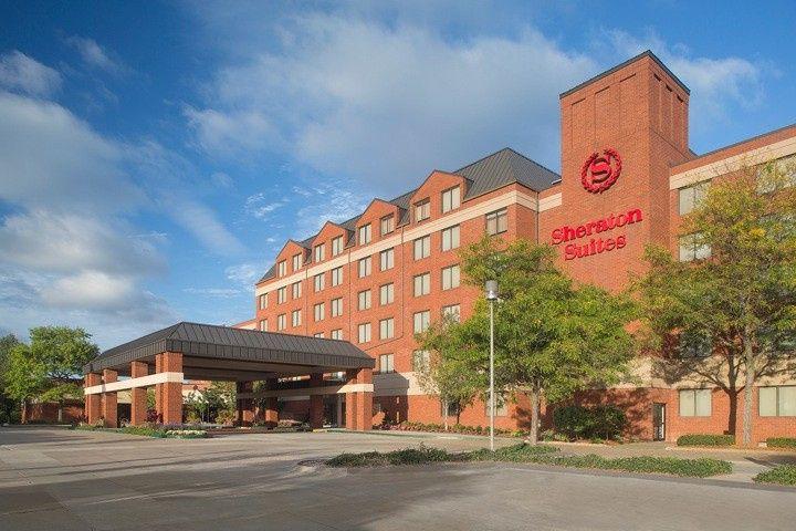 Sheraton Suites Akron Cuyahoga Falls