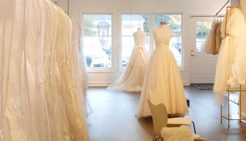 Silk bridal studio dress attire virginia beach va for Wedding dresses in hampton roads