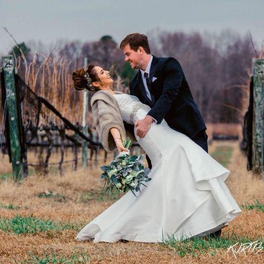 The bride and groom | Photo: Kurtis Schachner
