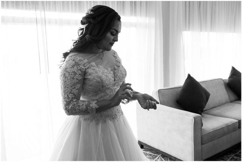 The bride | Photo: Jessie Walker