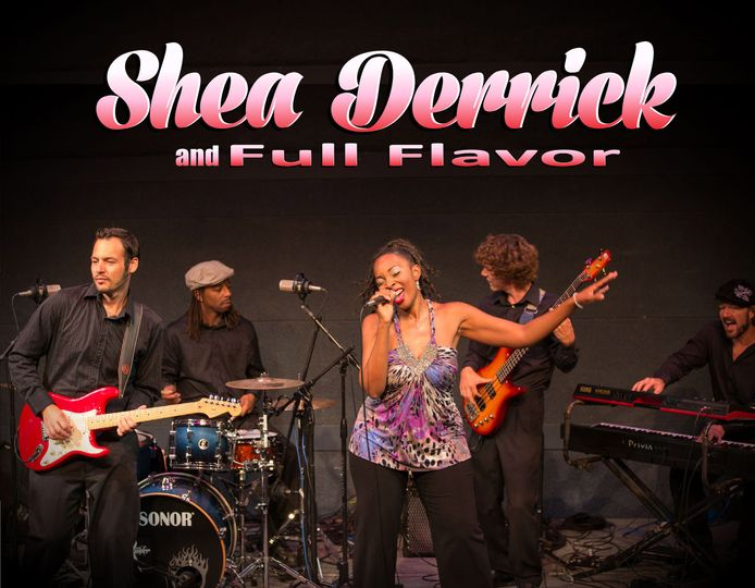 Shea Derrick and Full Flavor Band