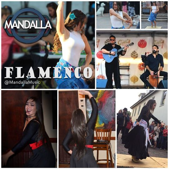 Flamenco show by Mandalla