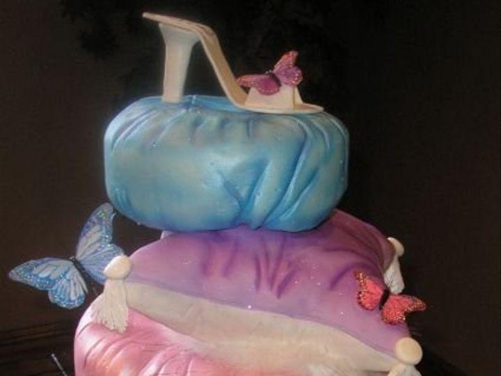 Tmx 1222454263557 Lily%27sCake Resized Oviedo wedding cake