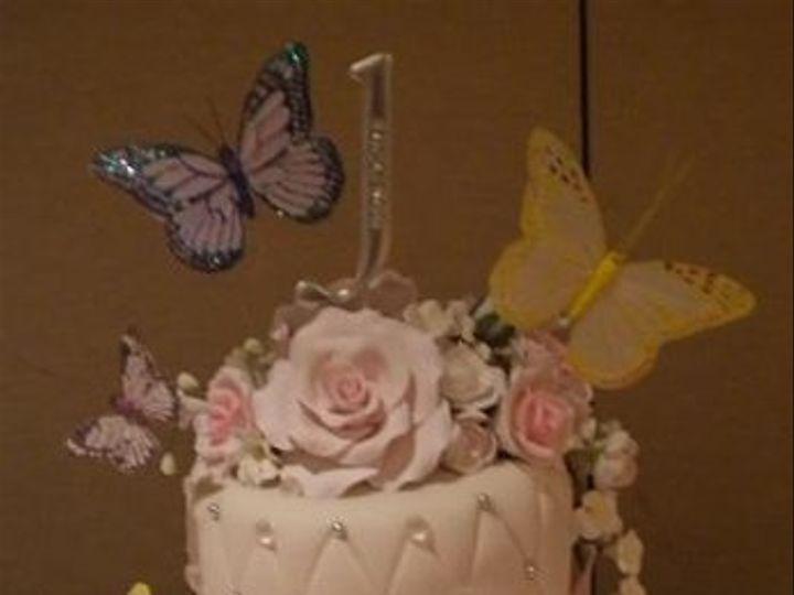 Tmx 1284053243880 DiamondsandRoses Oviedo wedding cake