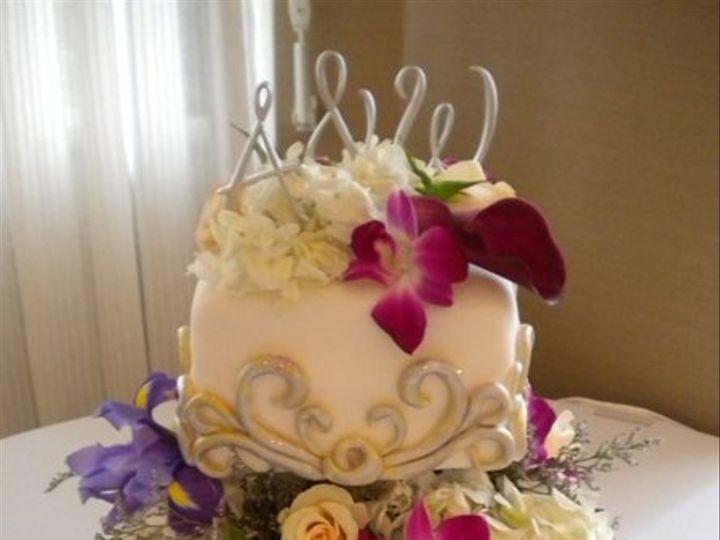 Tmx 1284053263958 Veganscrolls Oviedo wedding cake
