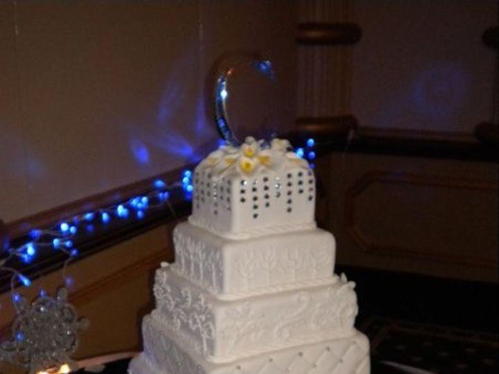 Tmx 1289423016038 Winterwonderland2 Oviedo wedding cake