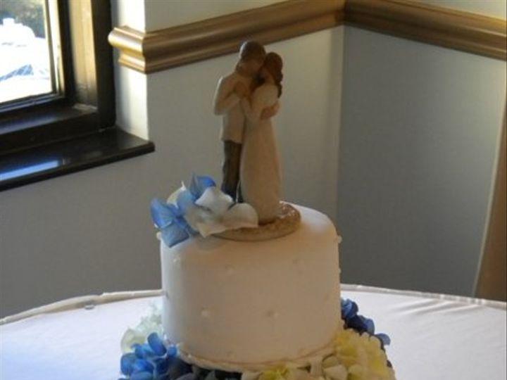 Tmx 1289423017444 SimpleHydreanga Oviedo wedding cake