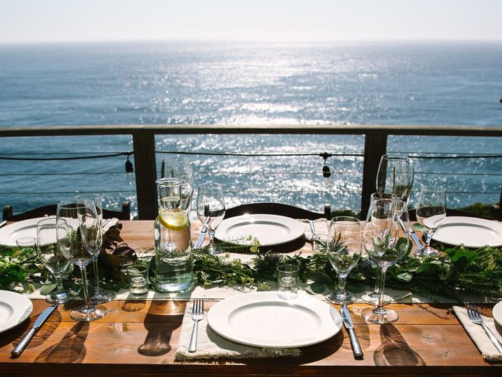 Tmx 1484683924 8f308aedd1eec8eb 1484156761397 Ocean View Dining Rw Wedding Wind And Sea Big Sur, CA wedding catering