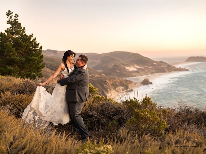 Tmx Lisa Eric 51 670499 V1 Big Sur, CA wedding catering