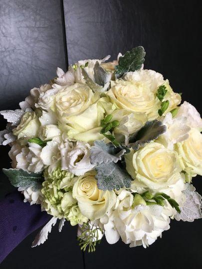 Beautiful bouquet arrangement