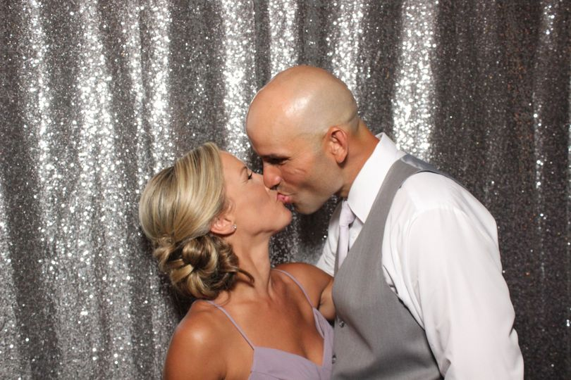 Orlando Wedding Photo Booth