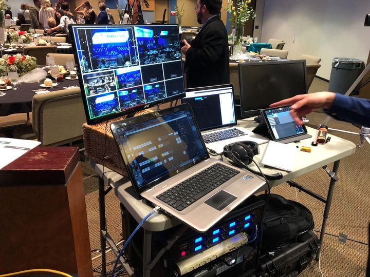 Multicam livestream service
