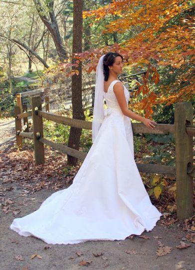 Bridal Outside