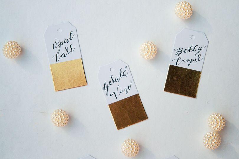 Wedding Placecards