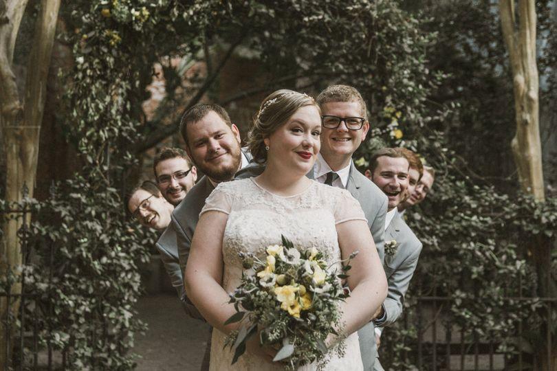 maeghan jo groomsmen