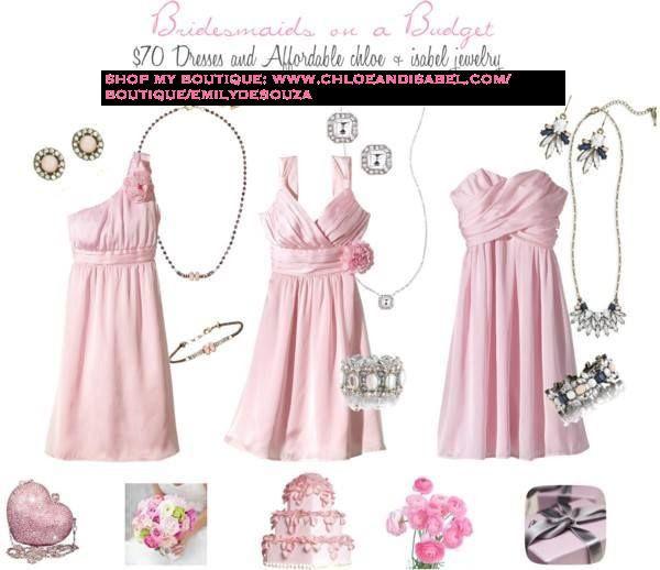 Tmx 1397498680505 Bridesmaids On A Budge Jersey City wedding jewelry