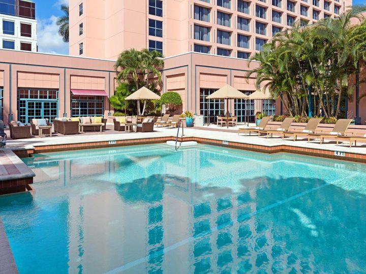 Tmx 1457987257133 Poolv2 Boca Raton, FL wedding venue