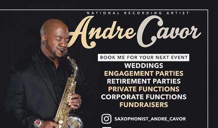 National Recording Artist Saxophonist Andre Cavor