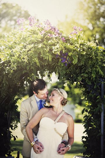 Wondeful home wedding