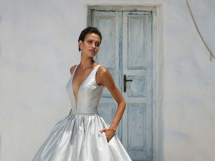 Tmx 1510174850463 8970ff  wedding dress
