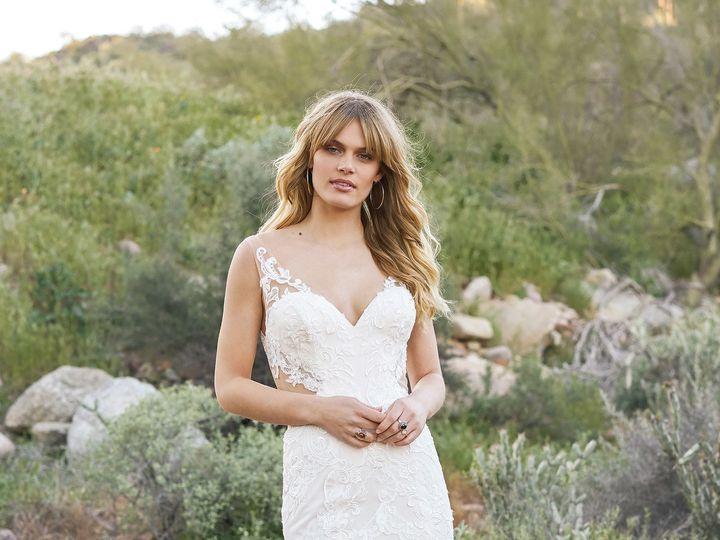 Tmx 1510178803153 6521ff  wedding dress