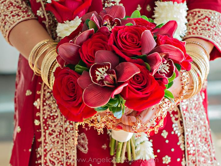 Tmx 1419105818140 Artsy Flora   Photo By Angelica Roberts Photograph New York, NY wedding florist
