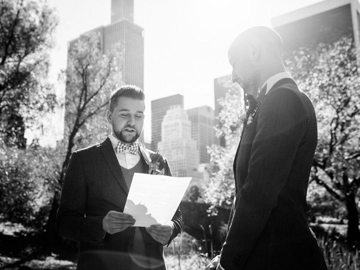 Tmx 1515705013 C52691e9b8be28f7 1515705010 Dd2433bceed6debb 1515705004549 1 Gay Wedding 4 New York, NY wedding florist