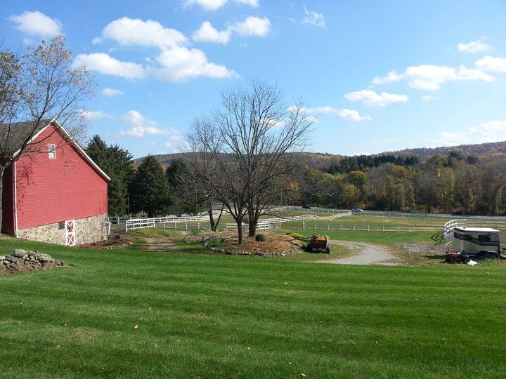 Ashton Farm: Rolling Fields