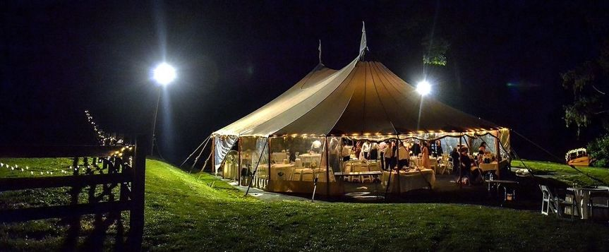 Ashton Farm: Evening Reception