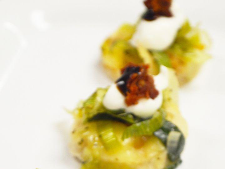 Tmx 1436202663747 Onion Tart La Mesa wedding catering