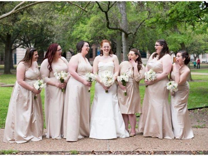 Tmx 1446655256454 Claire And Johnny2 Houston, TX wedding florist