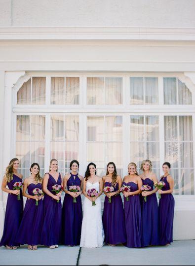 Azazie inc dress attire san jose ca weddingwire for San jose wedding dresses