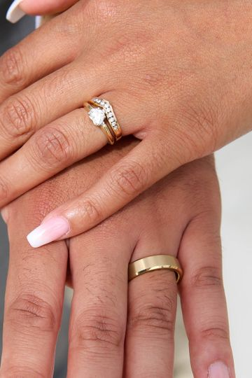 both hands rings