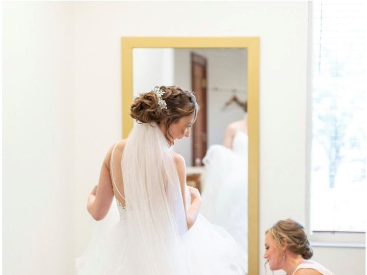 Tmx Bridal Suite Bride 51 75499 1570554230 Chesterton, IN wedding venue