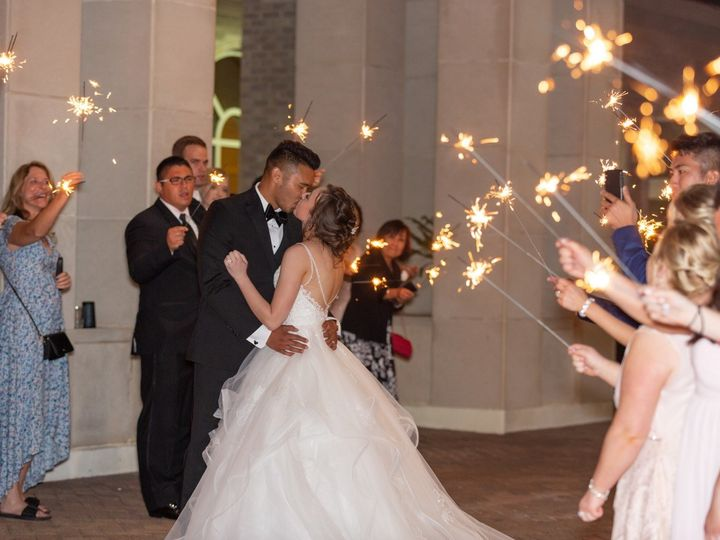 Tmx Sparkler Sendoff 51 75499 1570554273 Chesterton, IN wedding venue