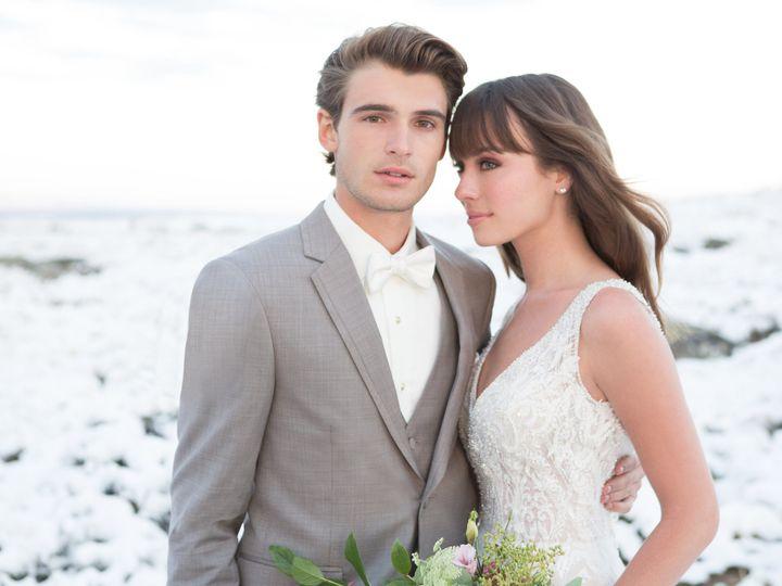 Tmx 1515693890 2bf652f71531202a 1515693833 D23e99425d6ab45f 1515693816245 15 C485 SandstoneTux Scranton wedding dress