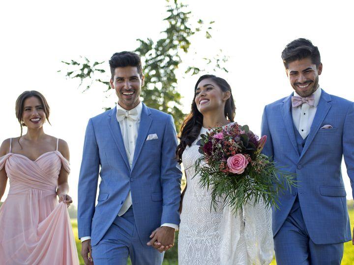 Tmx Cornflower Walking 51 385499 Scranton wedding dress