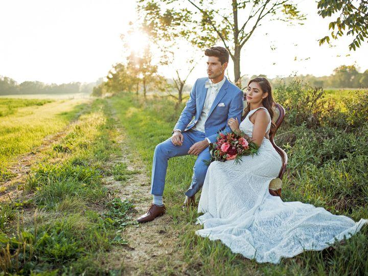 Tmx New Cornflower 51 385499 Scranton wedding dress